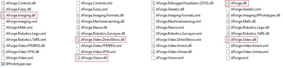 AForge.NET Kütüphanelerine Erişim ve Sistemdeki Kameraları Listeleme