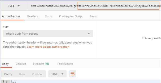 Node.js - JWT Token Kullanımı
