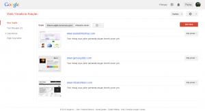 google webmaster araçları