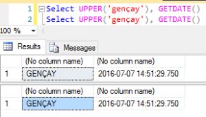 SQL'de Deterministik Kavramı Nedir