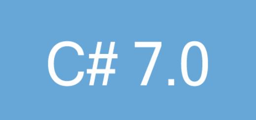 C# 7.0