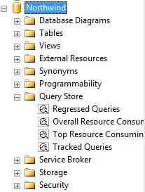 SQL Server 2016 - Query Store