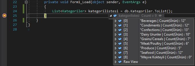 Visual Studio - DebuggerDisplay Attribute'u İle Okunabilir Debugging