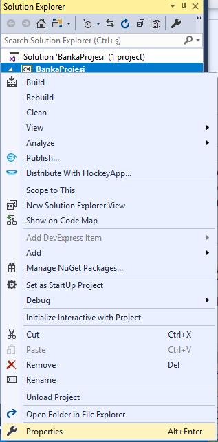 C#'ta ClickOnce Deployment İle Uygulamaya Güncelleme Desteği