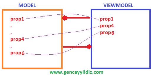 Asp.NET Core'da AutoMapper Kullanımı