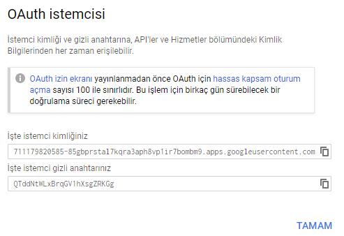 Asp.NET Core Identity – Google Login