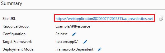 Azure'da Asp.NET Core API Projesi Yayınlamak