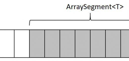 ArraySegment ve StringSegment Türleri ve Kullanımları