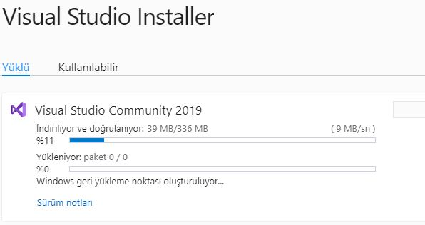 Azure Storage Serisi #3 - Azure SDK Nedir?