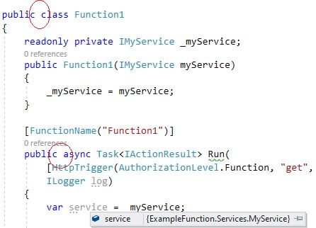 Azure Functions Serisi #11 - Dependency Injection
