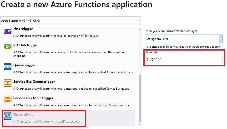 Azure Functions Serisi #16 - Timer Trigger