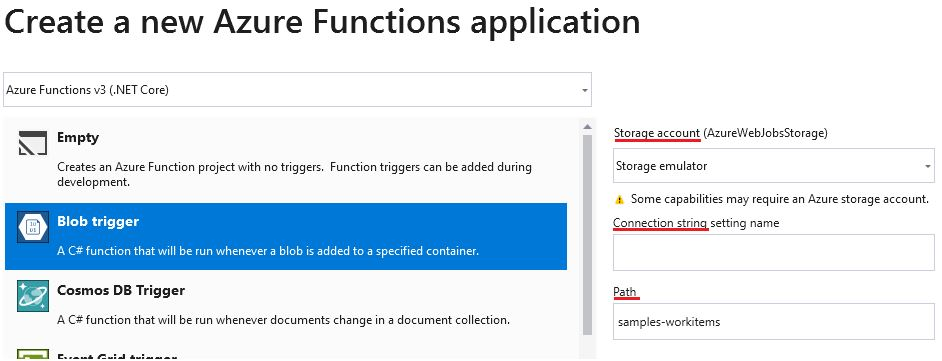 Azure Functions Serisi #17 - Blob Trigger
