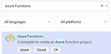 Azure Functions Serisi #3 - Visual Studio İle Azure Function Oluşturmak