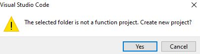 Azure Functions Serisi #4 – Visual Studio Code İle Azure Function Oluşturmak