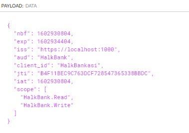 IdentityServer4 Yazı Serisi #3 - Client Credentials