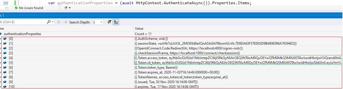 IdentityServer4 Yazı Serisi #12 - Merkezi Üyelik Sistemi - Claim ve Authentication Propertyleri Okuma