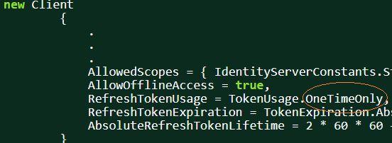 IdentityServer4 Yazı Serisi #14 – Merkezi Üyelik Sistemi – Refresh Token İle Yeni Access Token Alma