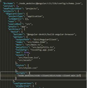IdentityServer4 Yazı Serisi #21 - Angular İle IdentityServer4 Kullanımı