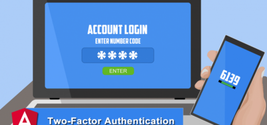 Asp.NET Core 5.0 - Angular'da JWT Eşliğinde Microsoft&Google Authenticator İle Two Factor Authentication