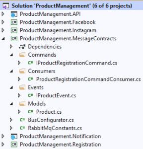 Asp.NET Core - MassTransit & RabbitMQ İle Birlikte Messaging Uygulaması