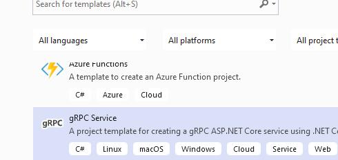 gRPC'de Client ve Server Uygulamaları, Proto Dosyası ve Servislerin Oluşturulması