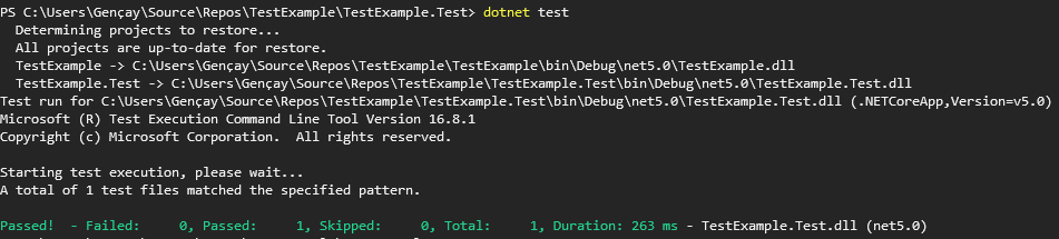 .NET Core - Unit Test Nedir Nasıl Yapılır Derinlemesine İnceleyelim