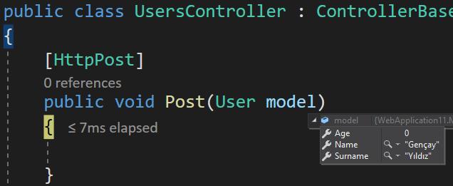 Asp.NET Core Web API - Custom Formatters(Özel Biçimlendiriciler)